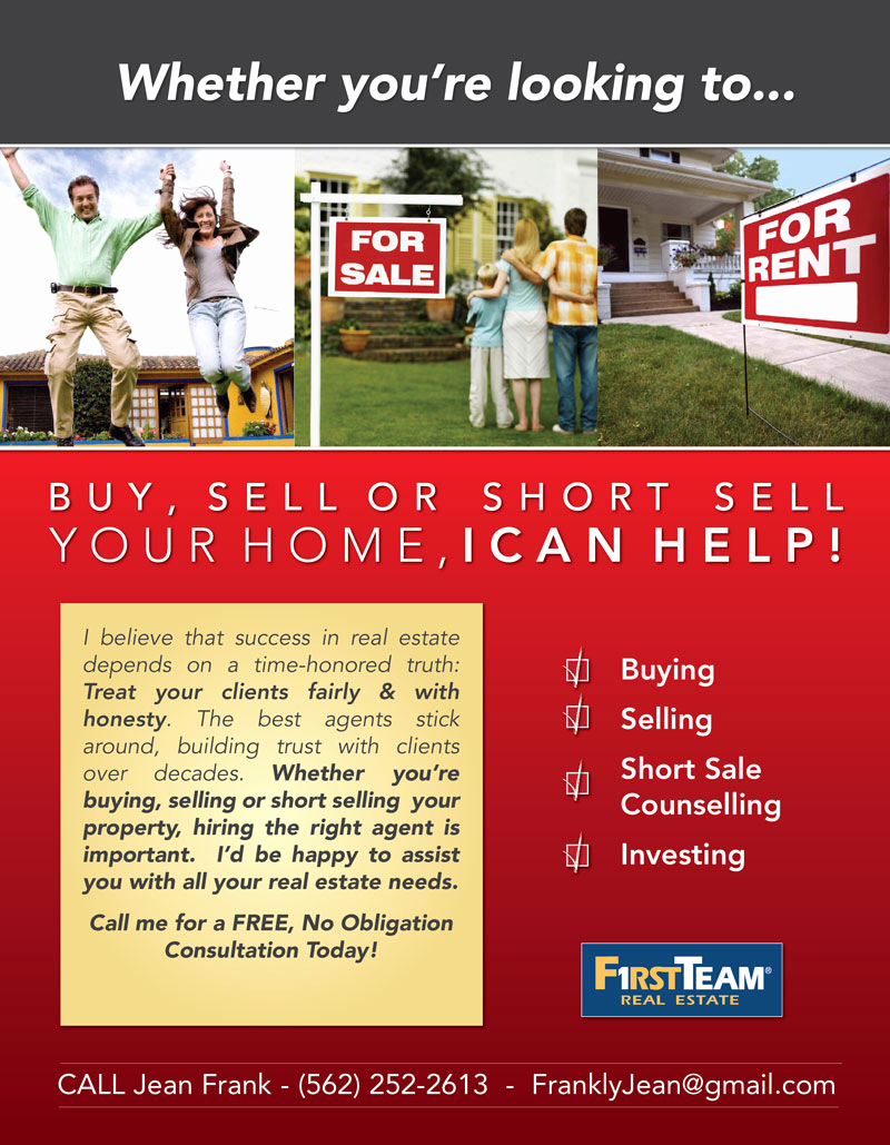 Real Estate Flyer Ideas Fresh 6 Best Of Mortgage Flyer Ideas Real Estate Agent