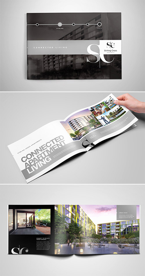 Real Estate Flyer Ideas Inspirational A Collection Of Effective Real Estate Brochure Designs and