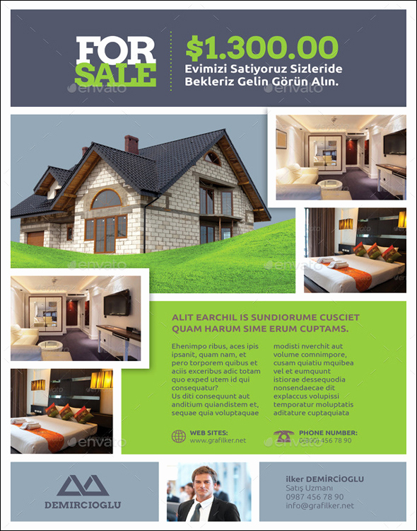 Real Estate Flyer Ideas Lovely 100 Free Real Estate Flyer Psd Templates Download