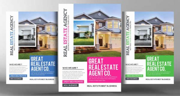 Real Estate Flyer Ideas Lovely 24 Real Estate Flyer Designs
