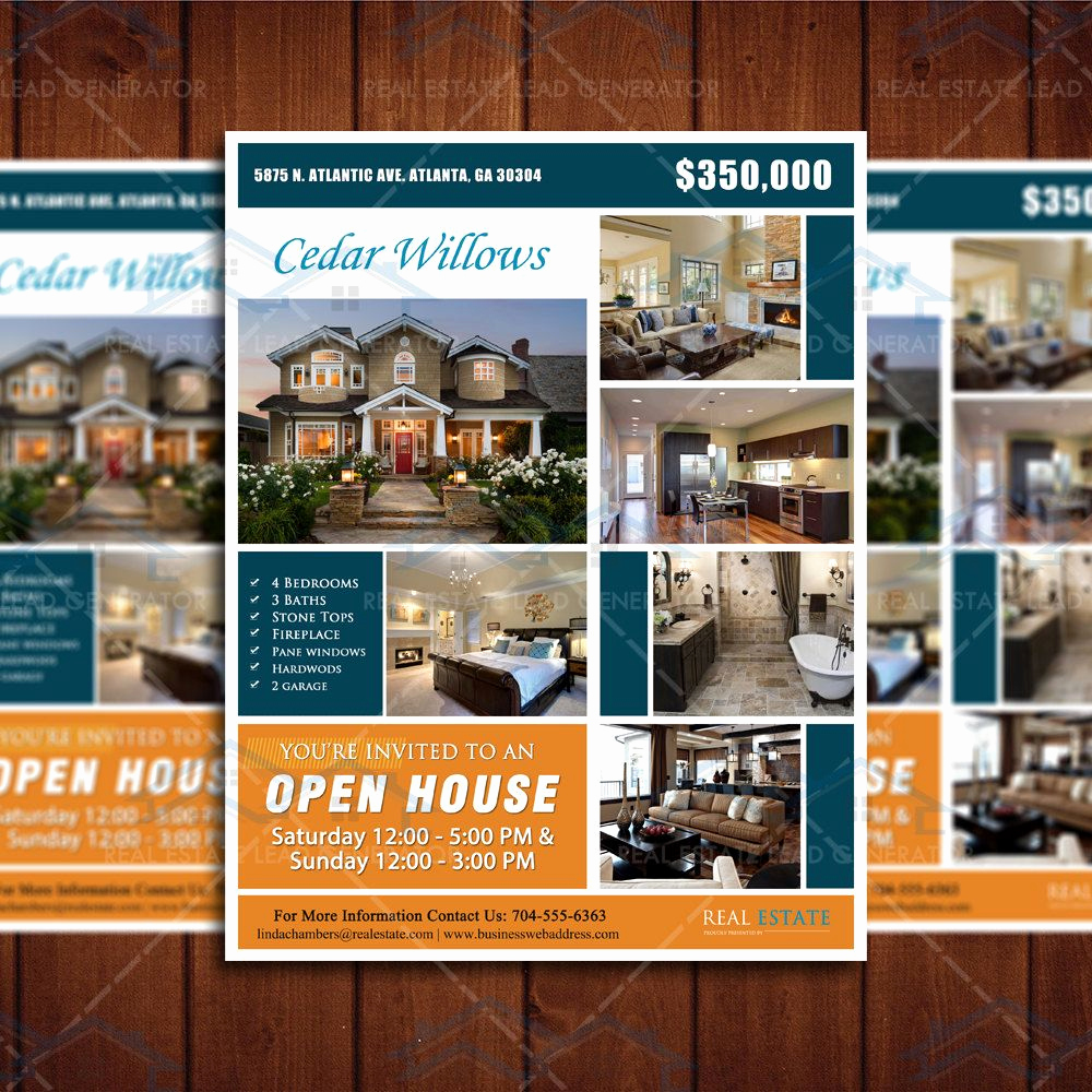 Real Estate Flyer Ideas Lovely 8 5x11 Newly Listed Flyer Template Real Estate Listing