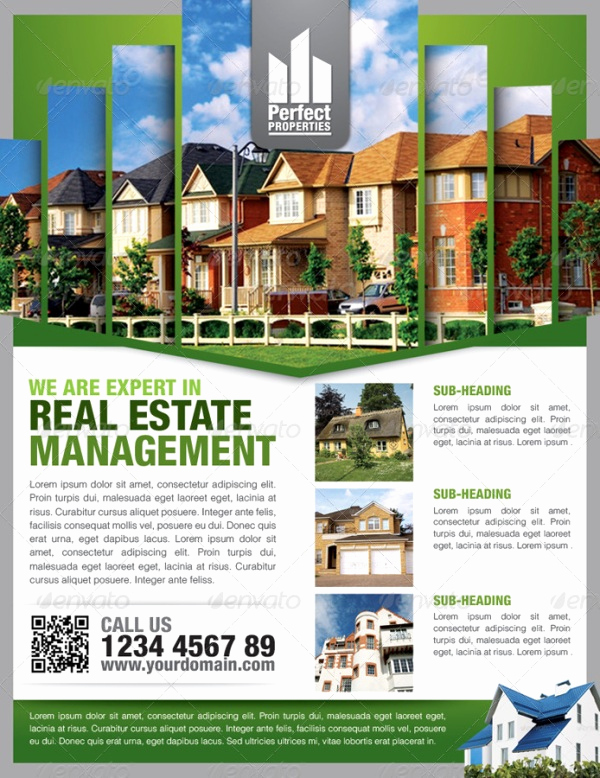 Real Estate Flyer Templates Best Of 13 Real Estate Flyer Templates Excel Pdf formats