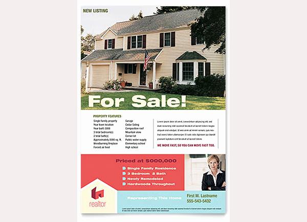 Real Estate Marketing Flyers Beautiful 44 Psd Real Estate Marketing Flyer Templates