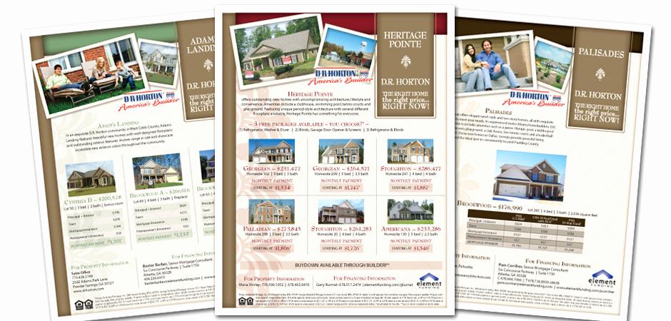 Real Estate Marketing Flyers Inspirational Landscape Beginner Design Your Landscape Marketing Flyers