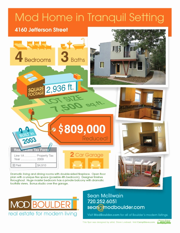 Real Estate Marketing Flyers Lovely 17 Best Images About Re Marketing Flyer On Pinterest