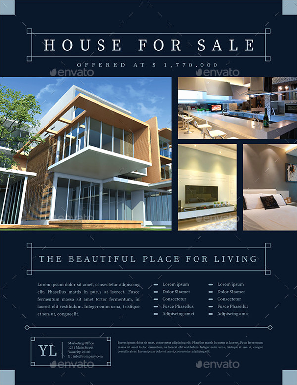 Real Estate Marketing Flyers Unique 47 Graphy Flyer Designs & Examples Psd Ai Eps