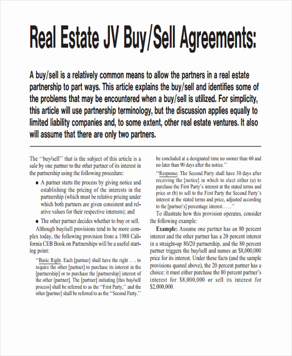 Real Estate Partnership Agreement Beautiful 60 Examples Of Partnership Agreements Word Apple Pages
