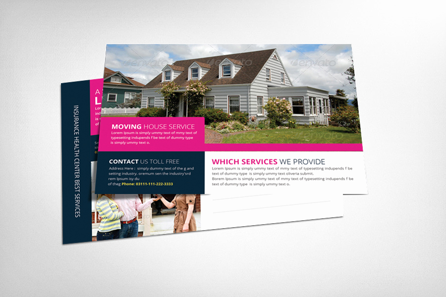 Real Estate Postcard Templates Beautiful Real Estate Postcard Template Card Templates On Creative