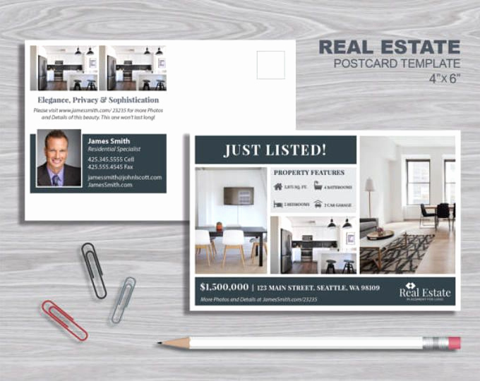 Real Estate Postcard Templates Fresh 70 Best Real Estate Postcard Ideas Images On Pinterest