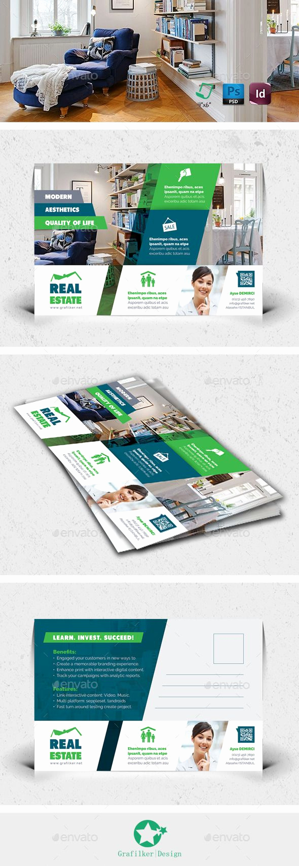 Real Estate Postcard Templates New 1000 Ideas About Real Estate Postcards On Pinterest