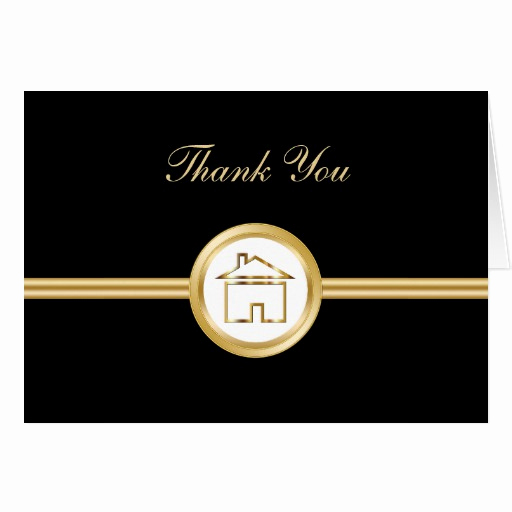 Real Estate Thank You Notes Fresh Real Estate Thank You Cards
