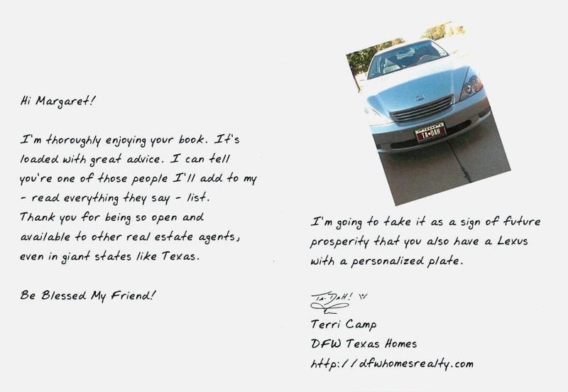 Real Estate Thank You Notes New This is A Perfect Example Of Agent to Agent Admiration and