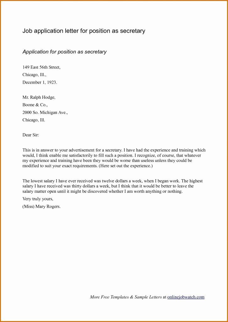 Receptionist Cover Letter No Experience Best Of Veterinary Receptionist Cover Letter