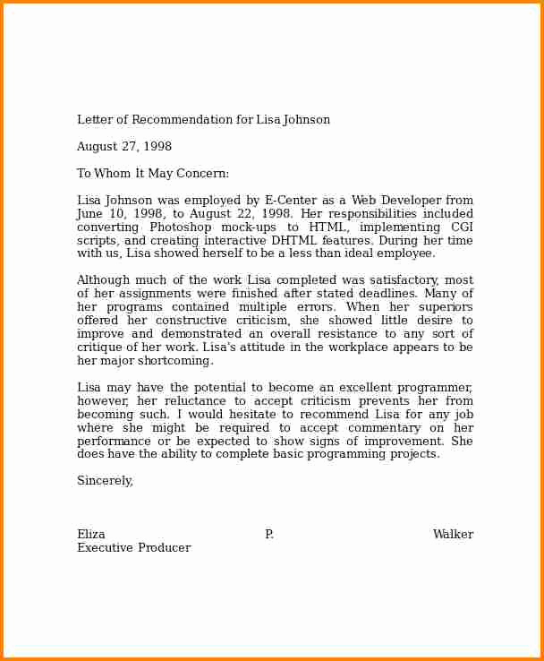 Recommendation Letter for Coworker Fresh 6 Examples Of Professional Letters Of Re Mendation