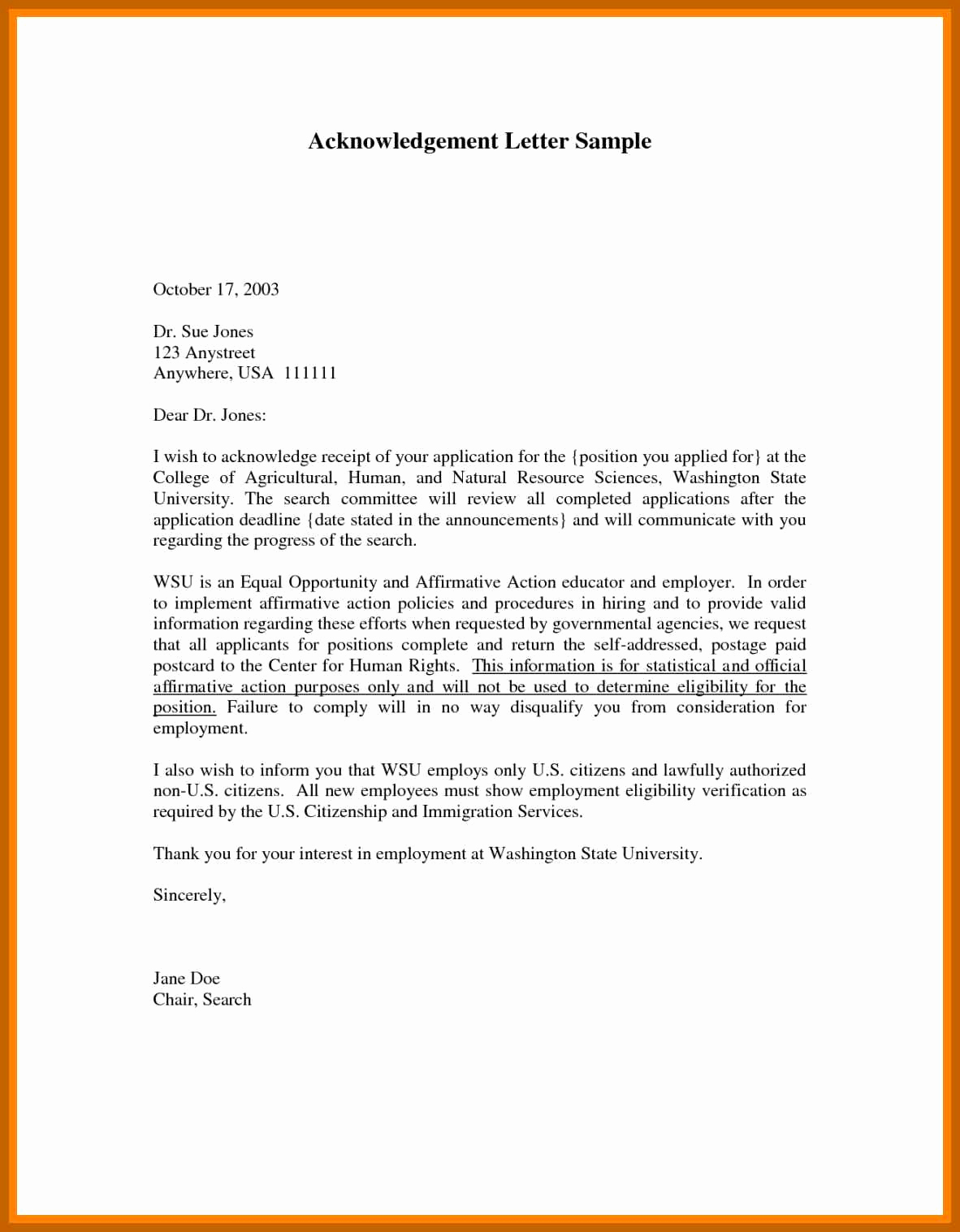 Recommendation Letter for Immigration Awesome 5 6 Support Letter Sample for Immigration
