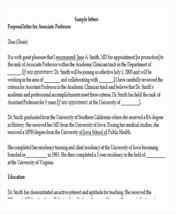 Recommendation Letter From Professor Beautiful 8 Sample Physician Re Mendation Letters Doc Pdf