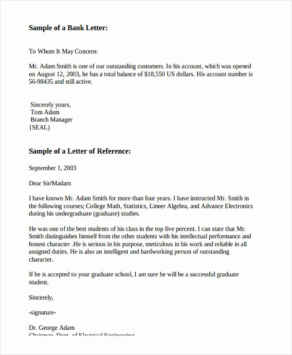 Reference Letter for Employees Best Of 10 Employee Re Mendation Letter Template 10 Free