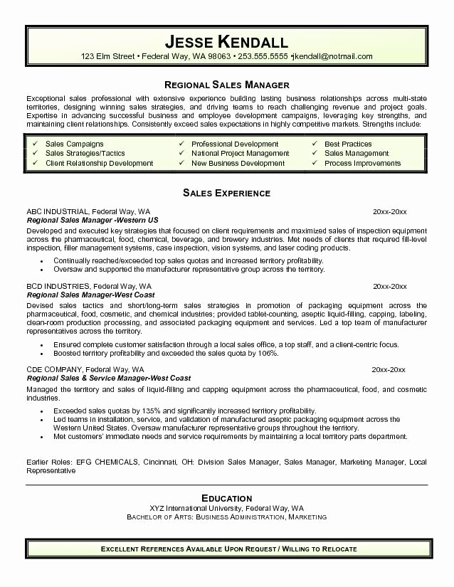 Regional Sales Manager Job Description Luxury 17 Best Images About Resume S Amd Cv S On Pinterest
