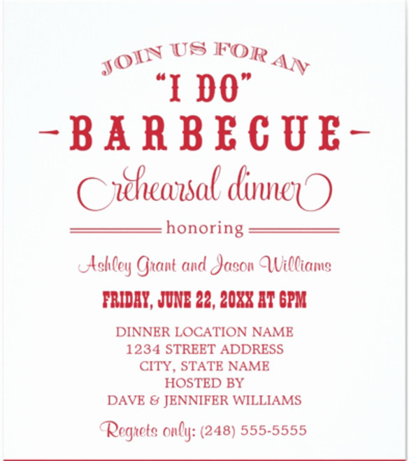 Rehearsal Dinner Invitation Template Lovely 49 Dinner Invitation Templates Psd Ai Word