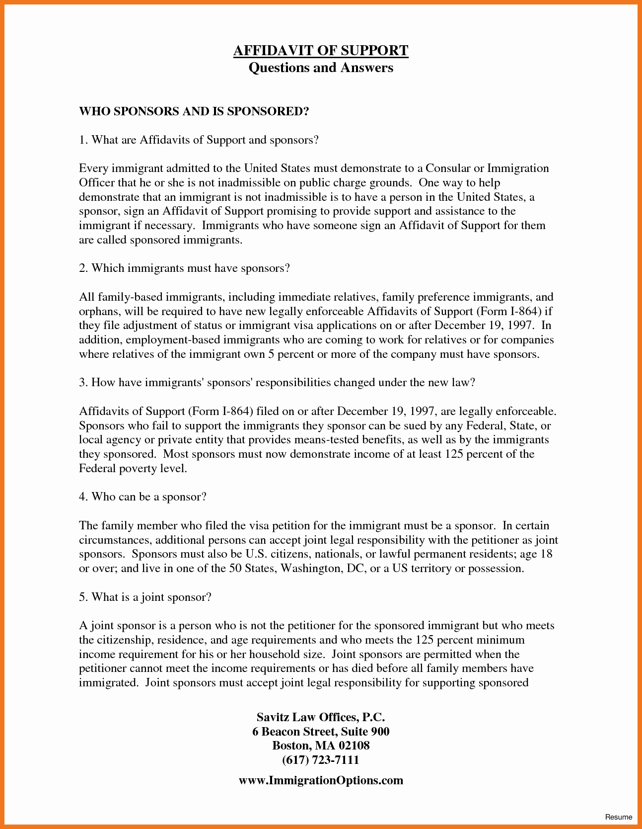 Relationship Support Letters Immigration Best Of 1 2 Support Letter for Immigration