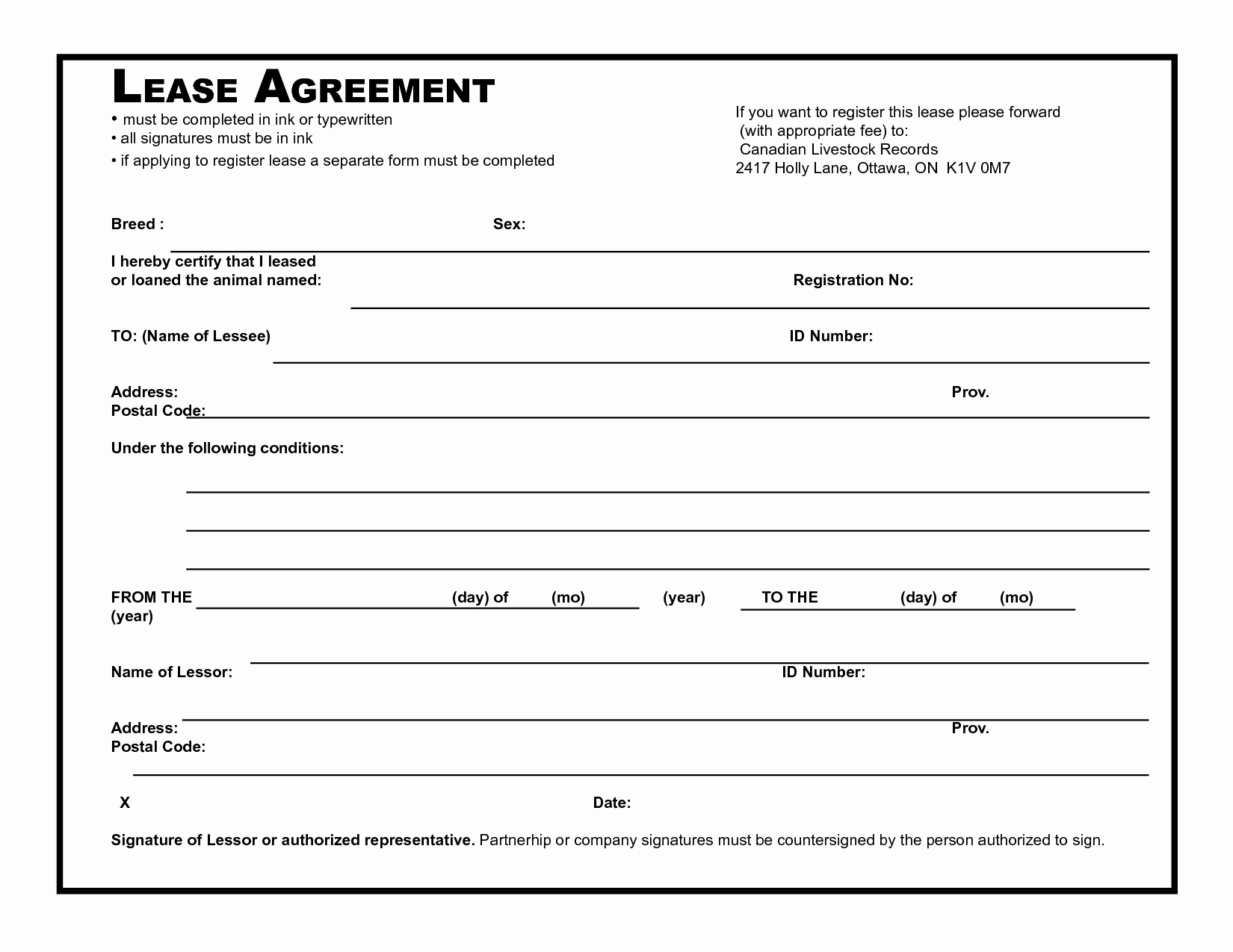 Rent to Own Agreement Template Inspirational 39 Excellent Rental Lease and Agreement Template Examples