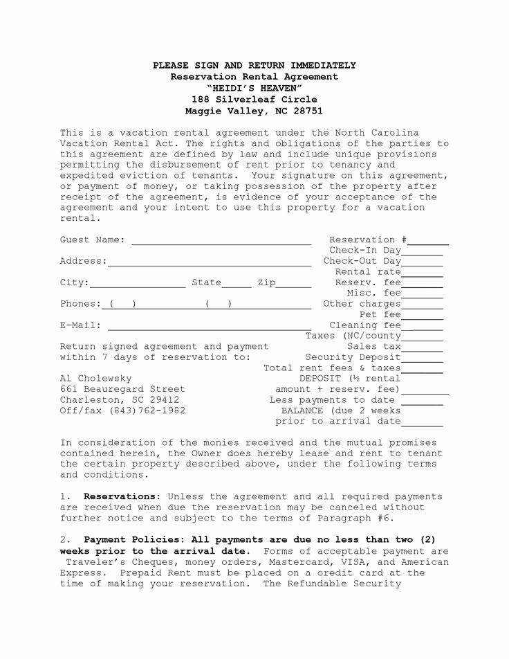Rent to Own Contract Template Lovely House Lease Agreement Template