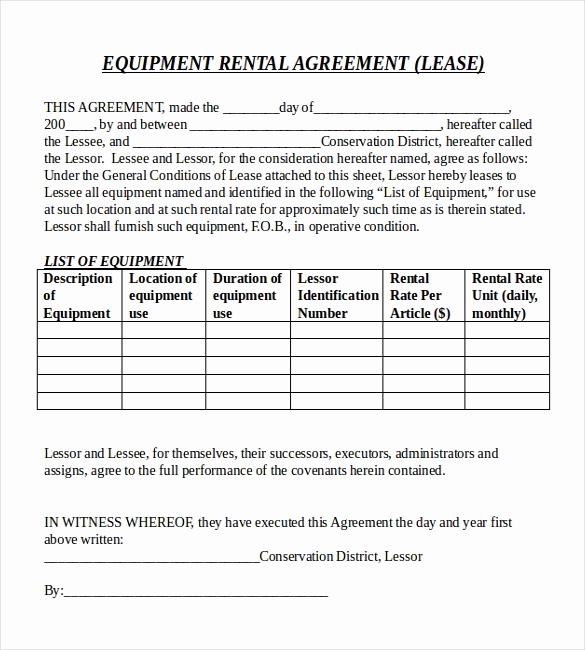 Rental Agreement Template Word Luxury Rental Agreement Templates – 15 Free Word Pdf Documents
