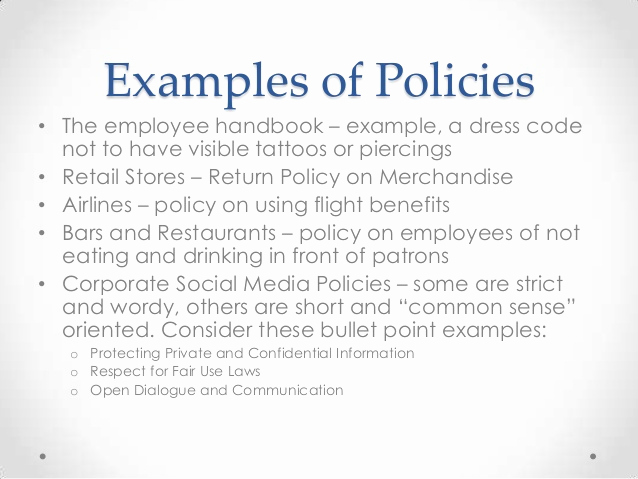 Restaurant Employee Hand Book Elegant Policies and Contracts Considerations for Businesses
