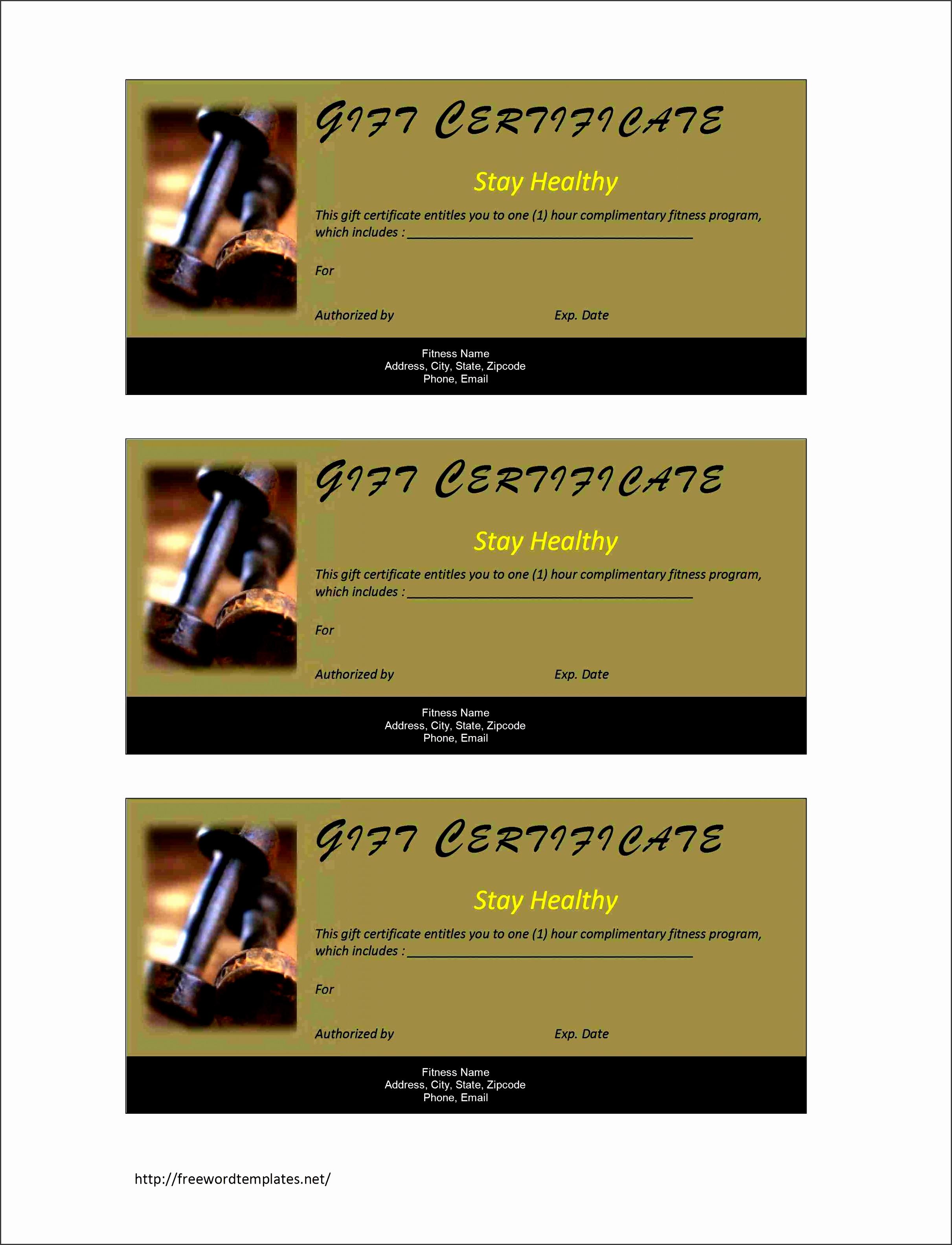 Restaurant Gift Certificate Template Inspirational 9 Restaurant Voucher Template Sampletemplatess