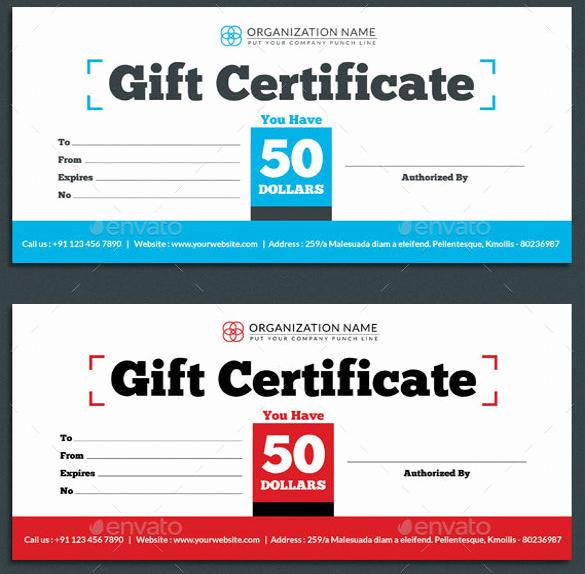 Restaurant Gift Certificate Template Lovely 10 Restaurant Gift Certificate Templates Doc Psd Eps