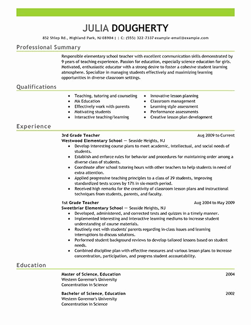 Resume Template for Teachers Inspirational top 25 Ideas About Business Writing On Pinterest