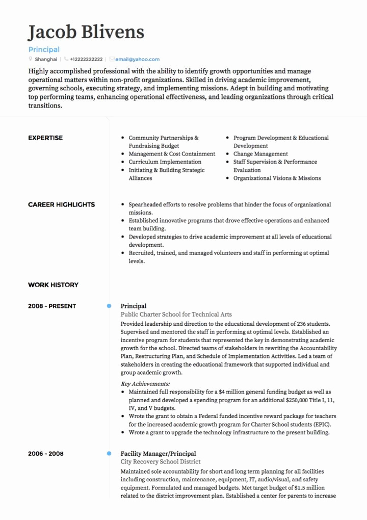 Resume Template for Teaching New Teacher Cv Example Letter Worksheets