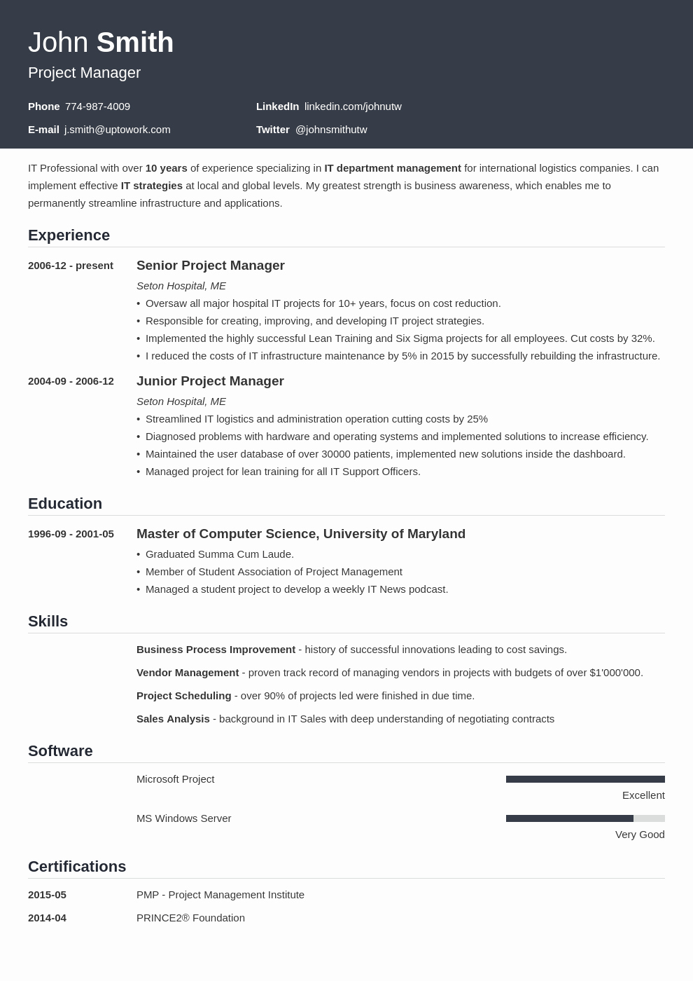 Resume Template with Photo Unique 20 Resume Templates [download] Create Your Resume In 5