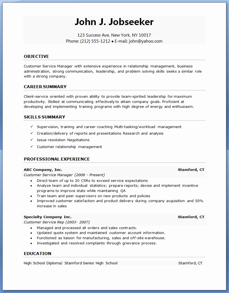 Resume Templates Free Word Inspirational 20 Cv Template Word