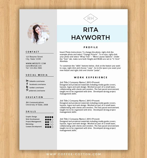 Resume Templates Free Word Luxury Best 25 Free Cv Template Ideas On Pinterest