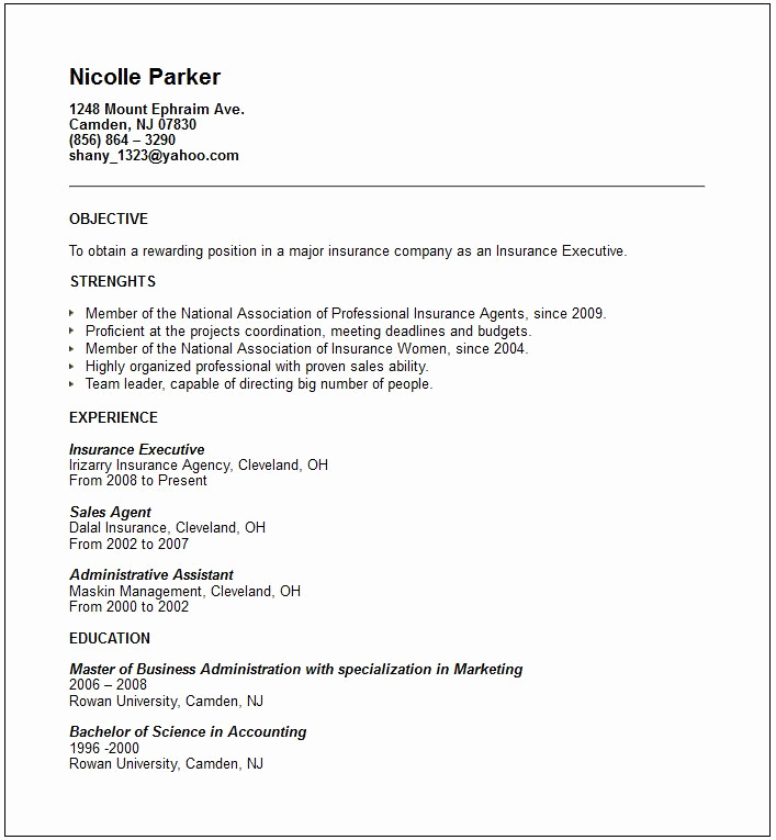Resumes for Bank Teller Unique Pin by Jobresume On Resume Career Termplate Free