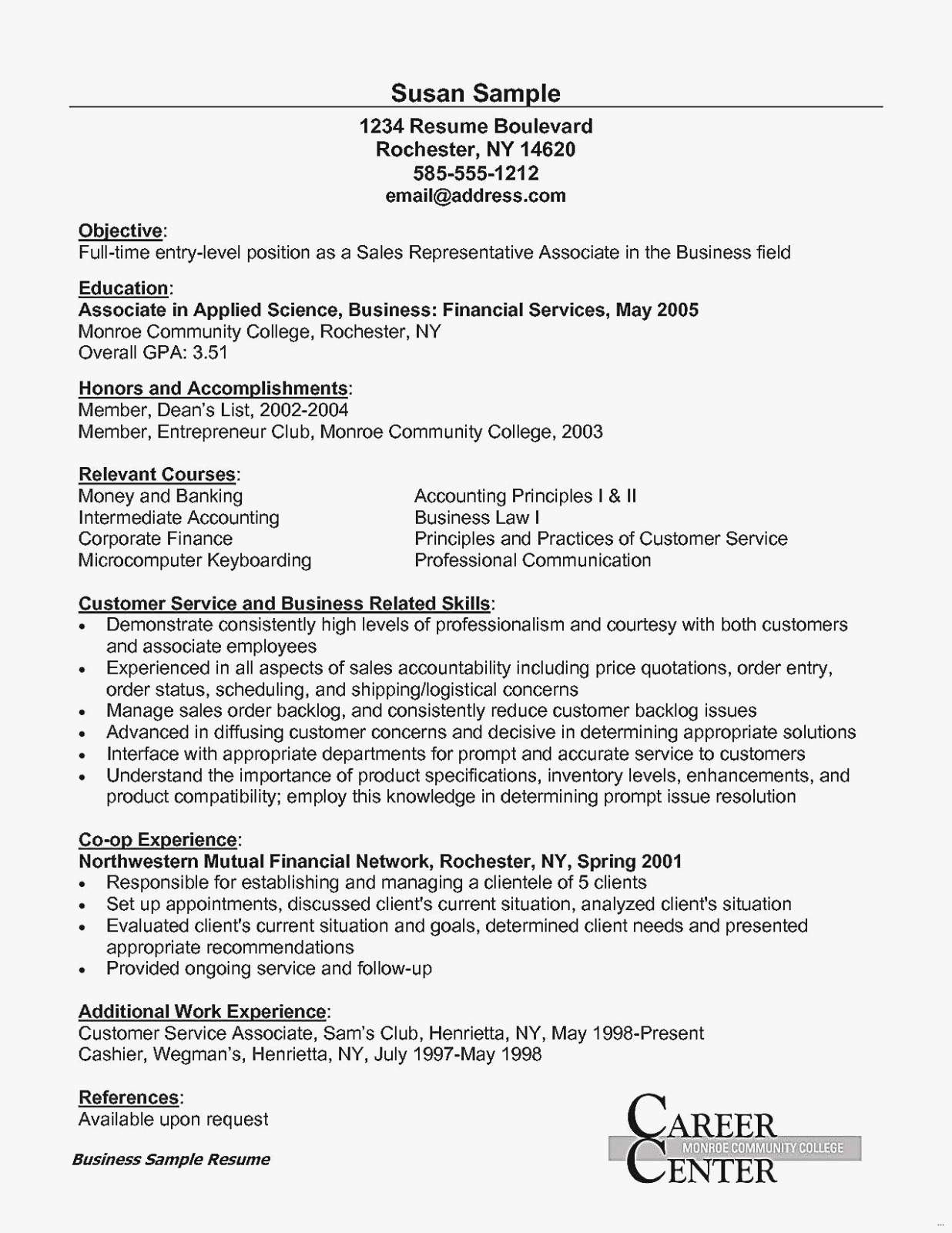 Retail Customer Service Resume Best Of How Will Resume Examples for Retail