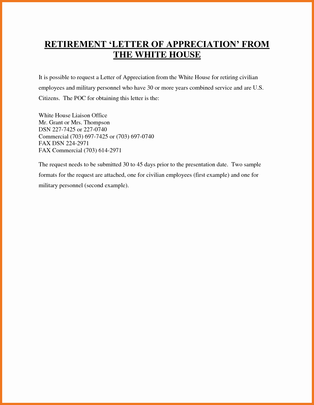 Retirement Letter to Employer New 10 11 Retirement Letter to Employees