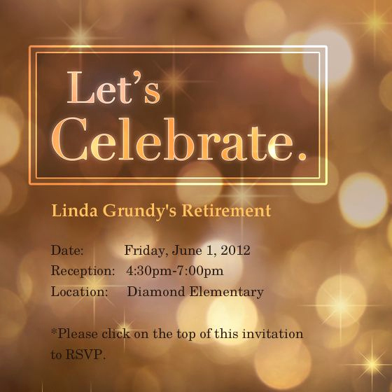 Retirement Party Invitations Template Best Of Free Retirement Invitations Template