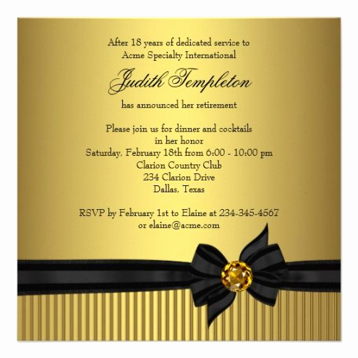 Retirement Party Invitations Template New Best 25 Retirement Invitation Template Ideas On Pinterest