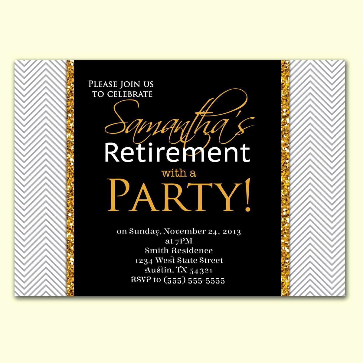 Retirement Party Invitations Template New Retirement Party Invitation Wording In Hindi