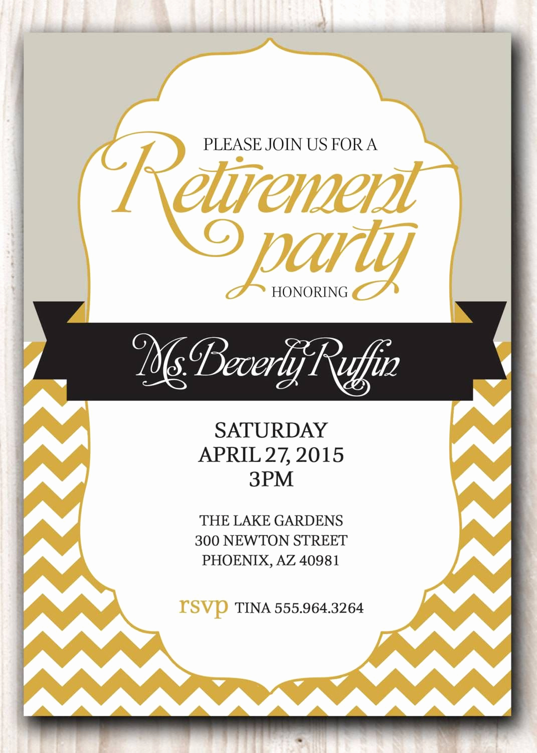 Retirement Party Invite Template Fresh Retirement Party Invitation Template Microsoft
