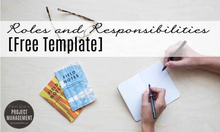 Roles and Responsibilities Template Lovely Roles and Responsibilities [free Template]