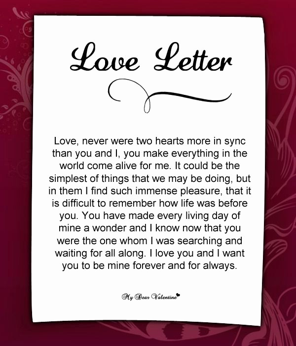 Romantic Letters for Her Luxury 102 Best Love Letters for Her Images On Pinterest