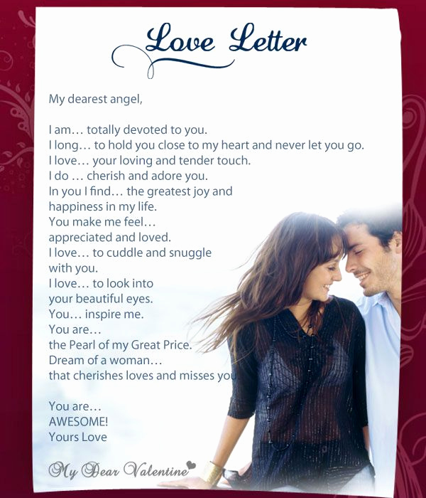 Romantic Letters for Her Luxury We Bet You Won T Fail to Share and Suggest This Letter to
