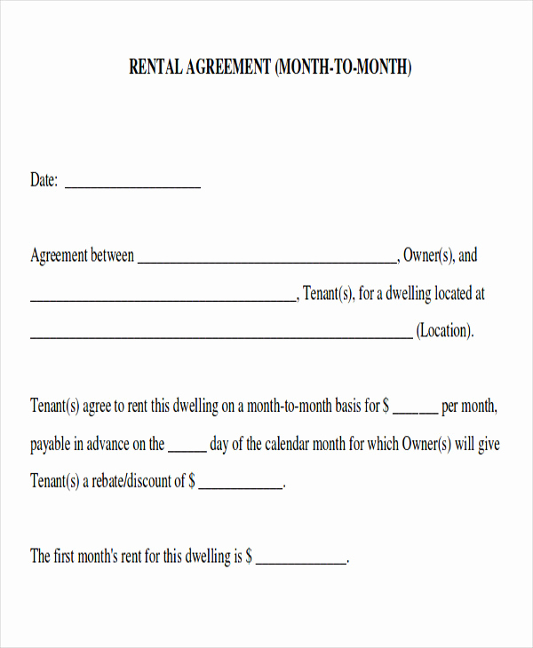 Room Rental Agreement Pdf Awesome 8 Room Rental Agreement form Sample Examples In Word Pdf