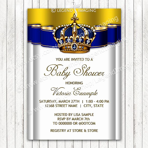 Royal Baby Shower Invitations Beautiful 1000 Ideas About Royal Baby Showers On Pinterest