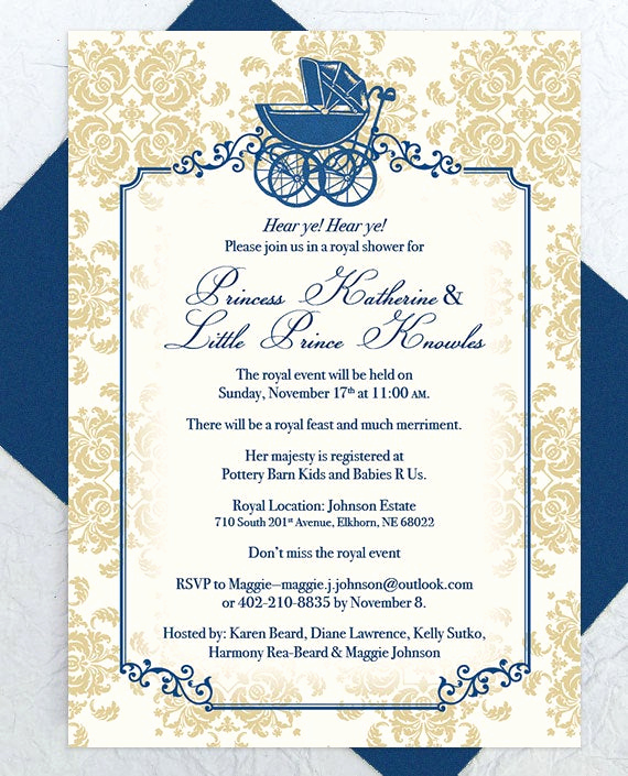 Royal Baby Shower Invitations Inspirational 301 Moved Permanently