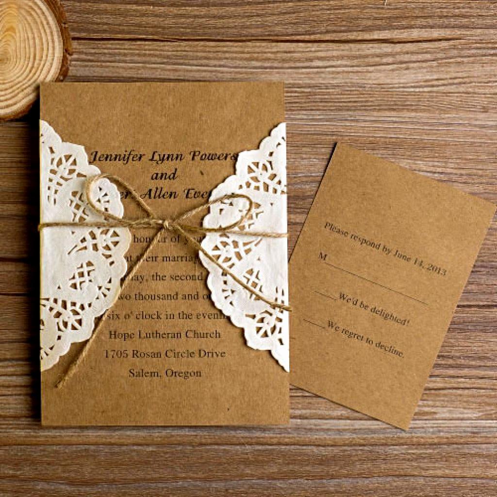Rustic Wedding Invitation Templates Elegant Sunshinebizsolutions