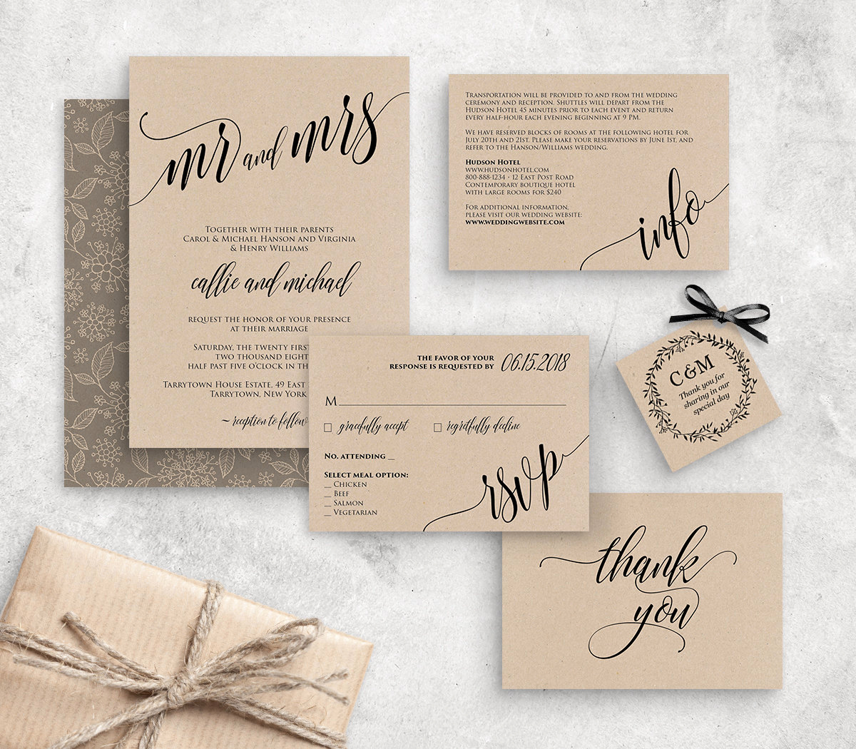 Rustic Wedding Invitation Templates Unique Wedding Invitation Template Instant Download Rustic Modern